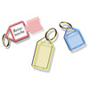 key tag with folding hinge - key accessories